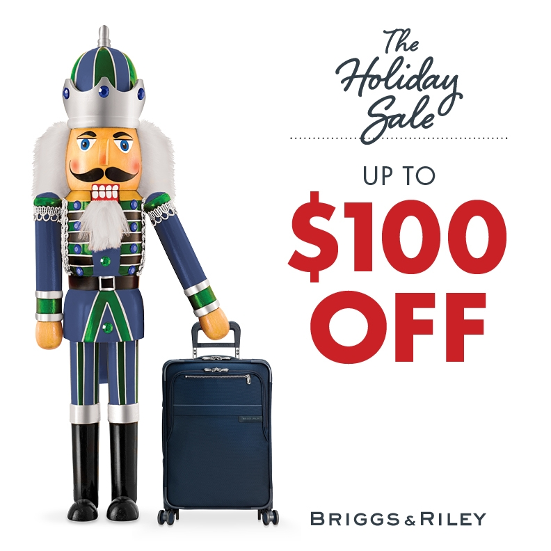 Briggs & Riley Sale from Colorado Baggage