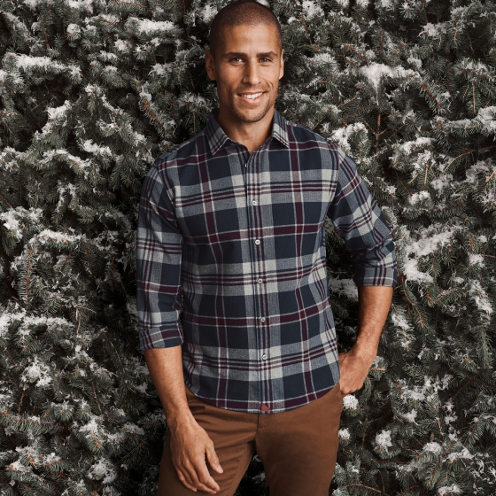 Spotlight: $65 Plaids & Flannels from UNTUCKit