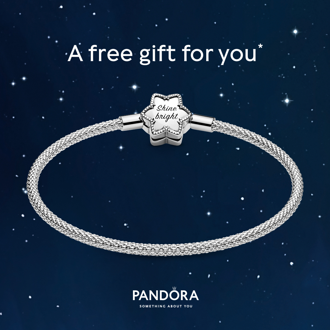 Limited Edition Bangle from PANDORA