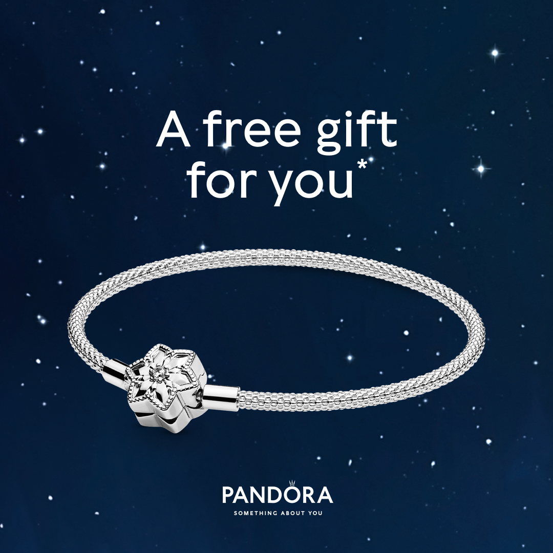 Limited Edition Bangle Promotion from PANDORA