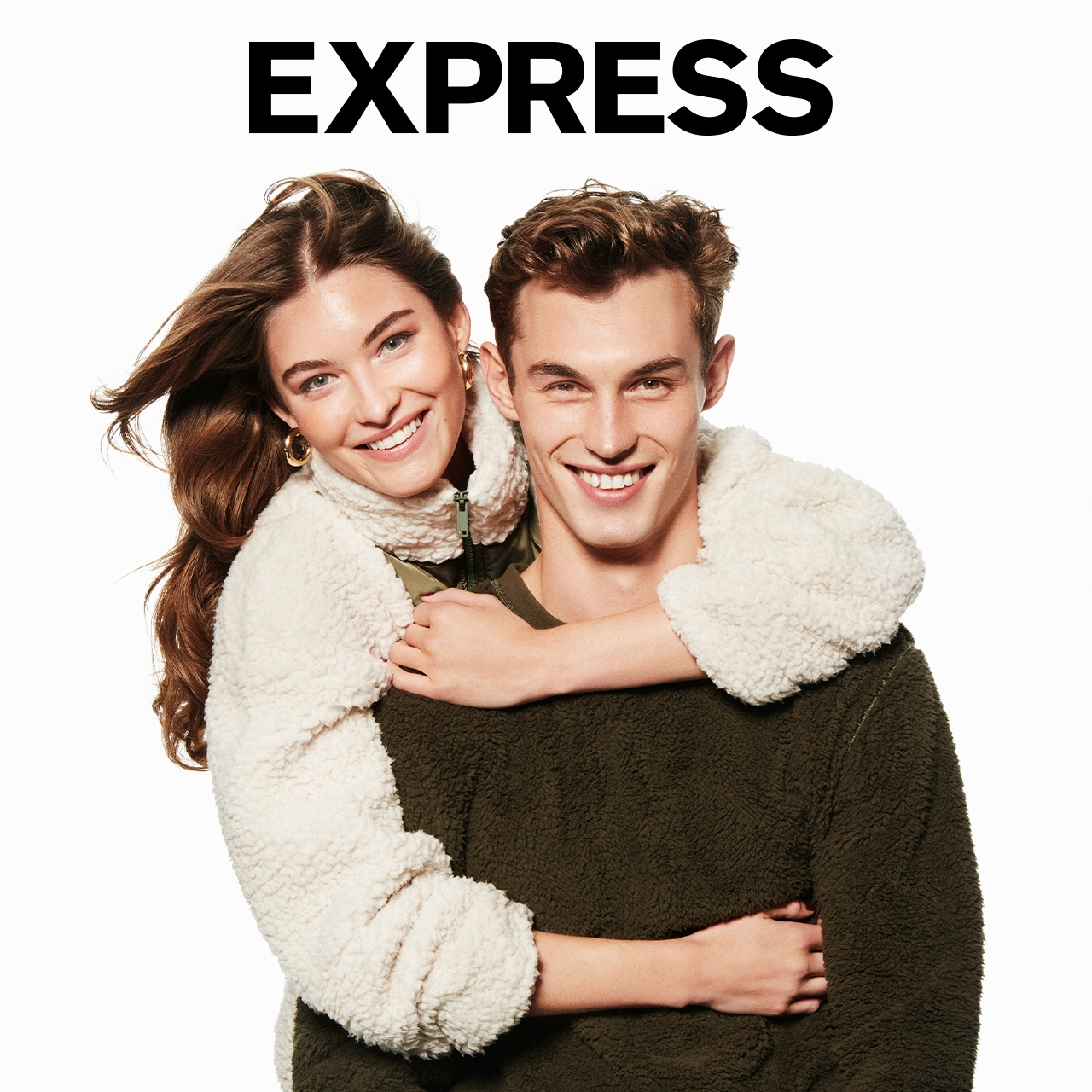 Limited Time Only 30-50% Off Everything. from Express