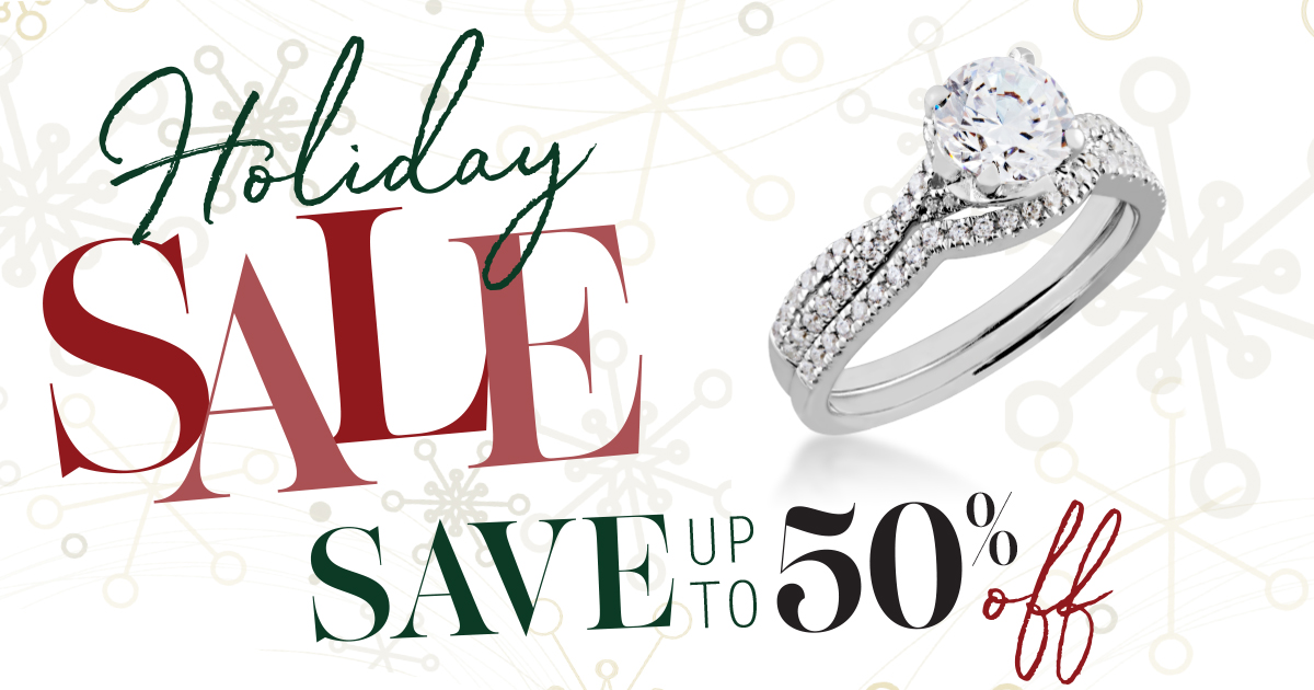 Holiday Sale from Riddle's Jewelry