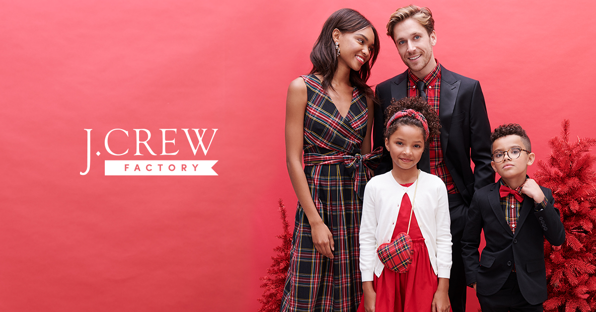 50% Off Storewide from J. Crew Factory