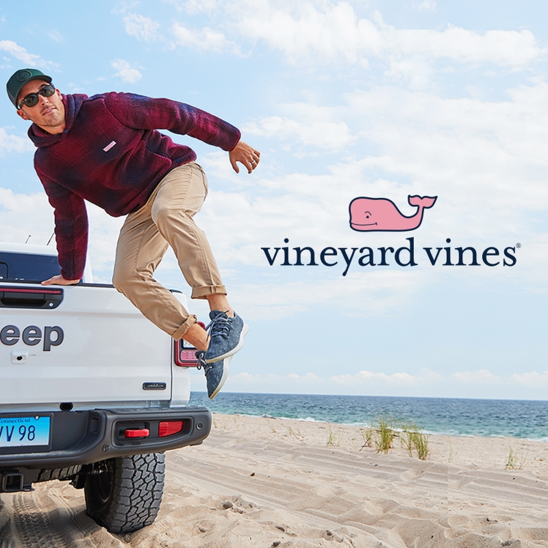 Holiday Deals from vineyard vines