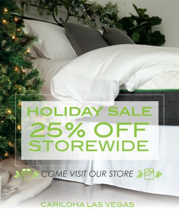 Holiday Sale from Cariloha Bamboo