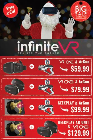 Big Sale from InfiniteVR