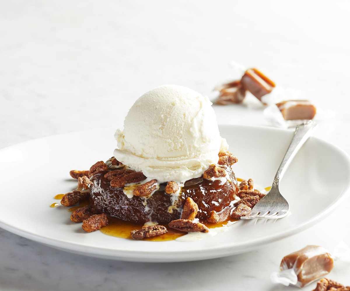 Indulge in this Seasonal Dessert from California Pizza Kitchen