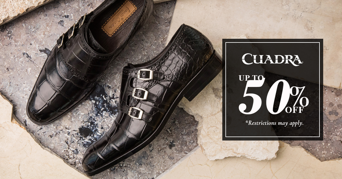 New Year Sale from Cuadra