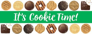 Girl Scout Cookies on Sale