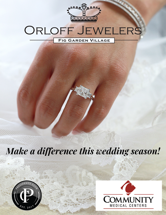 Make a Difference this Wedding Season! from Orloff Jewelers