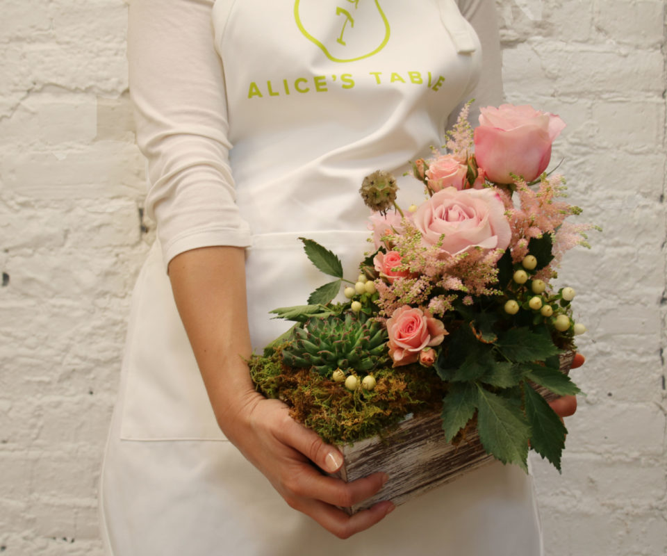Valentine's Day Bouquets with Alice's Table