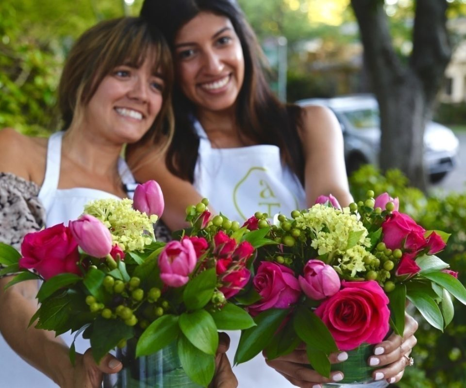 Valentine's Day Bouquets with Alice's Table from Coldwater Creek