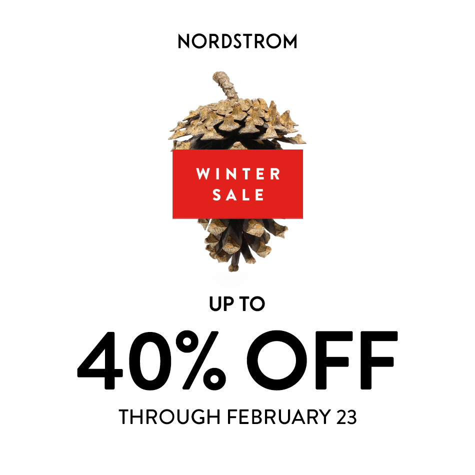 Winter Sale from Nordstrom