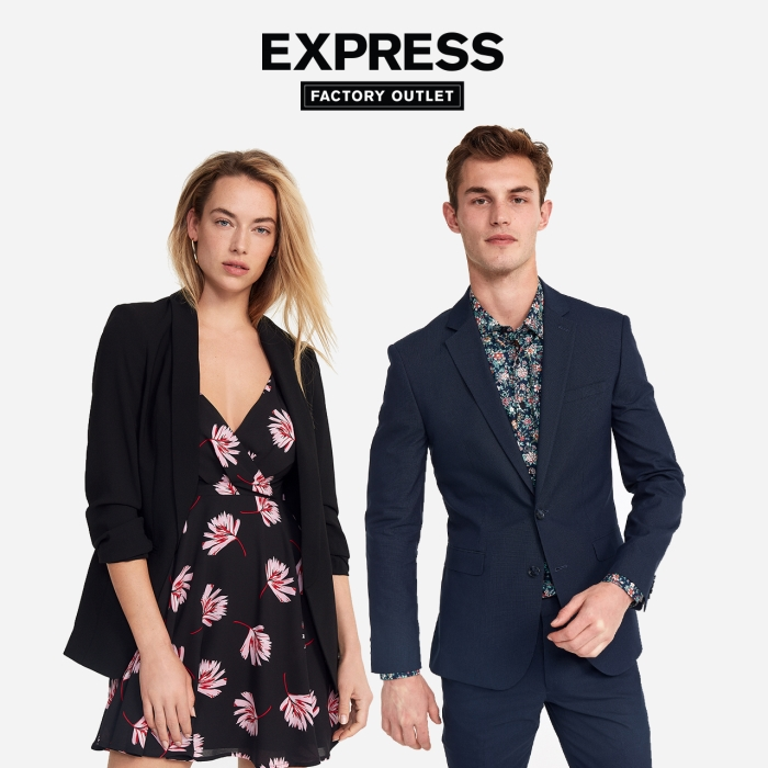 400+ New Arrivals Up to 40% Off from Express