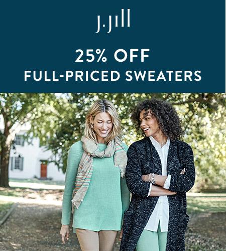 25% off from J.Jill