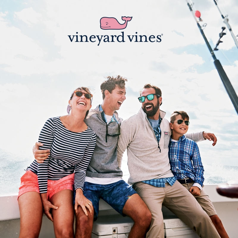 All New and Just for You from vineyard vines