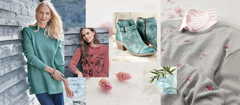 Spring Arrivals Sip & Shop from Coldwater Creek