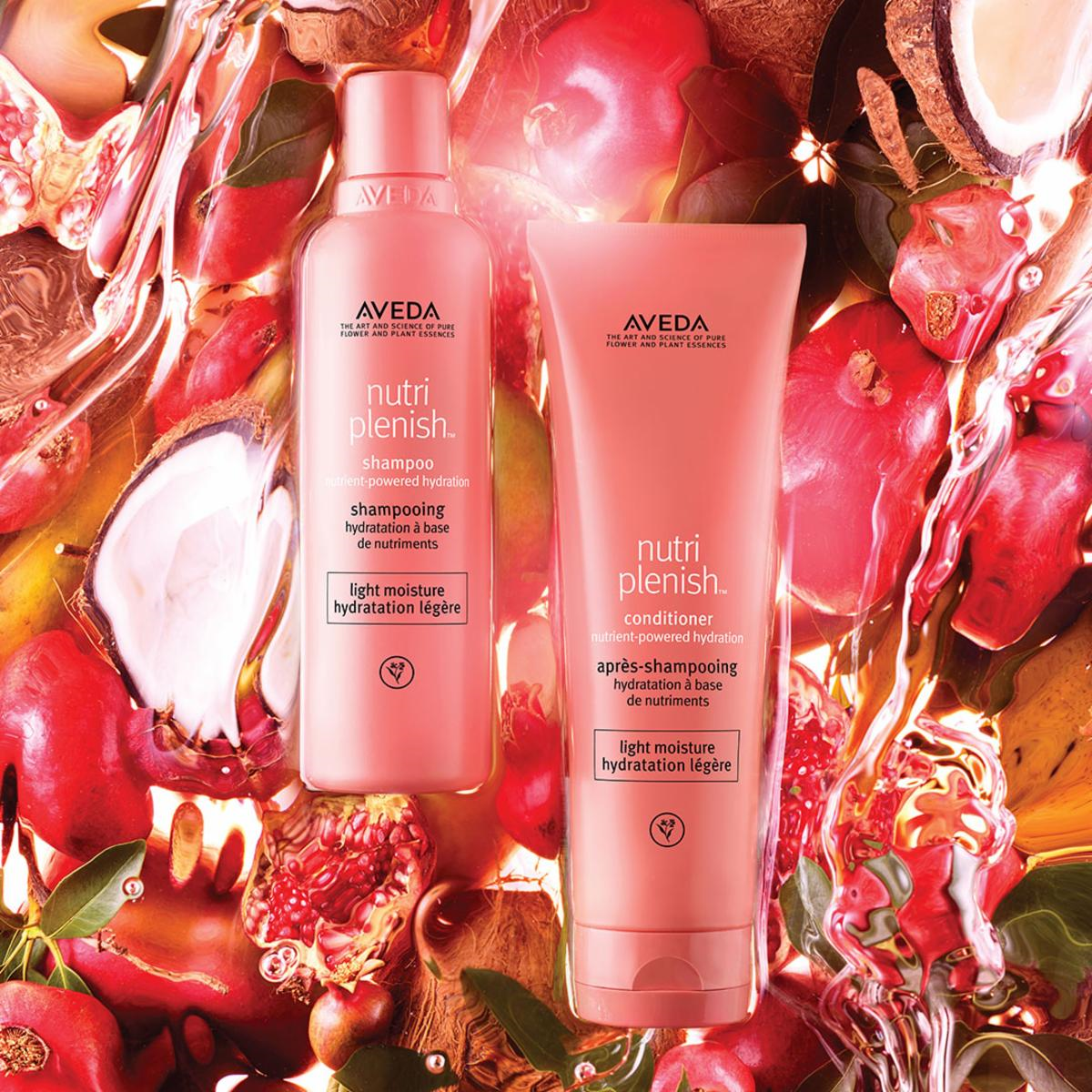 Aveda introduces Nutriplenish!
