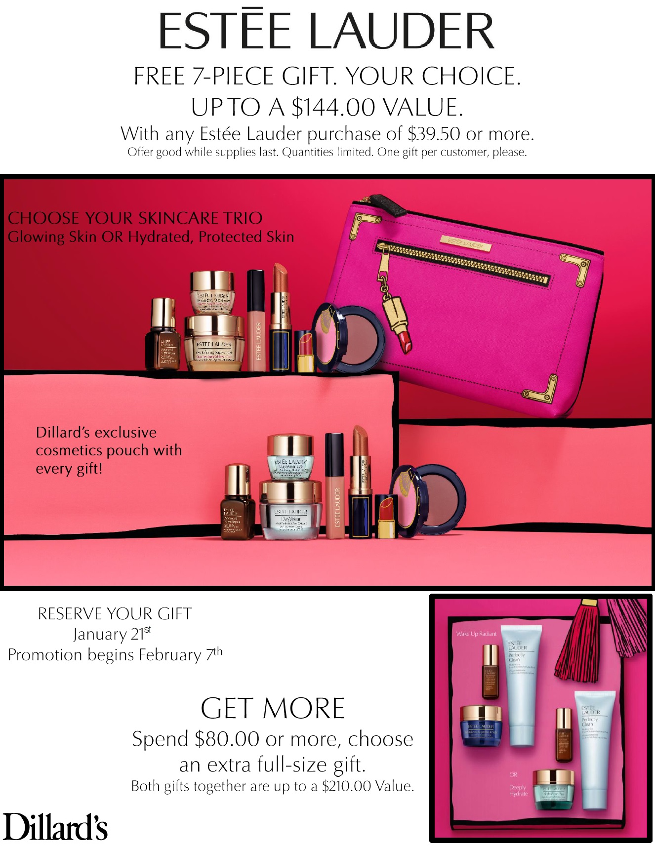 Free 7-Piece Gift