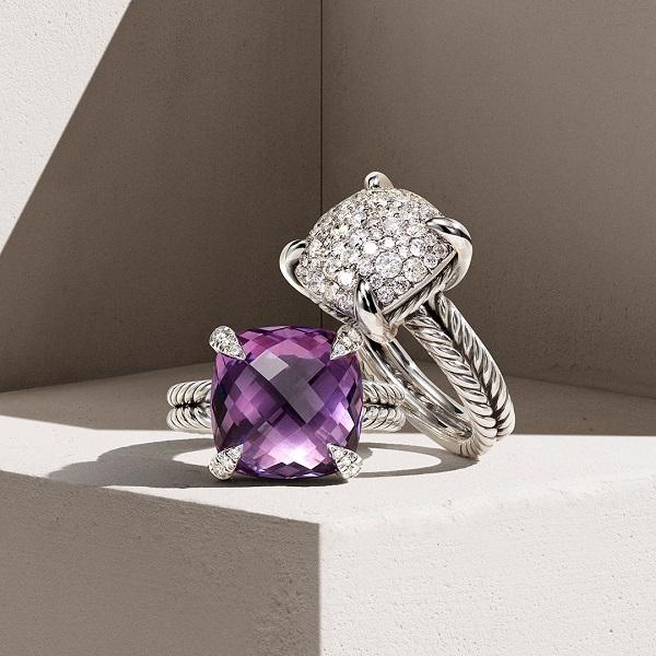 Pave Diamonds from David Yurman