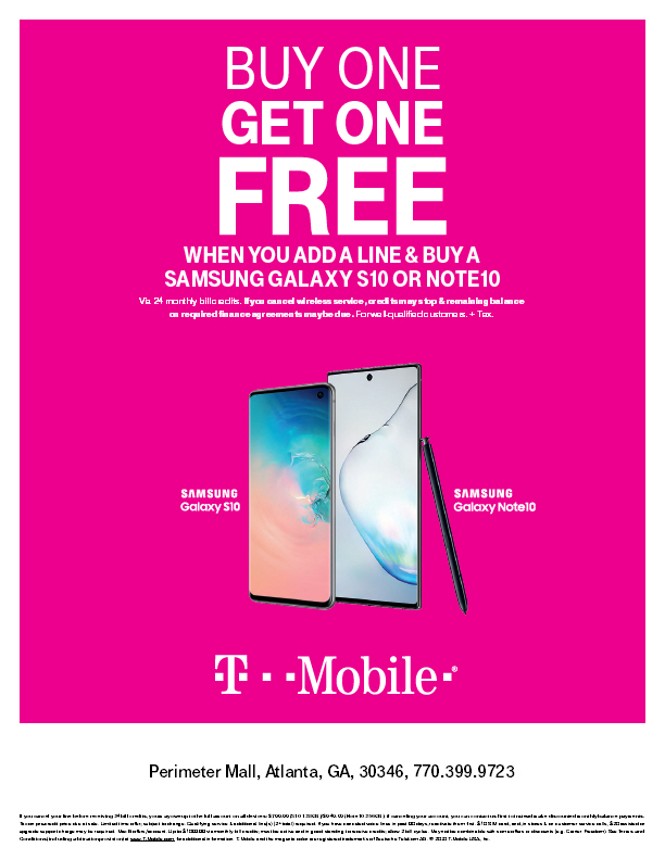 Samsung BOGO from T-Mobile