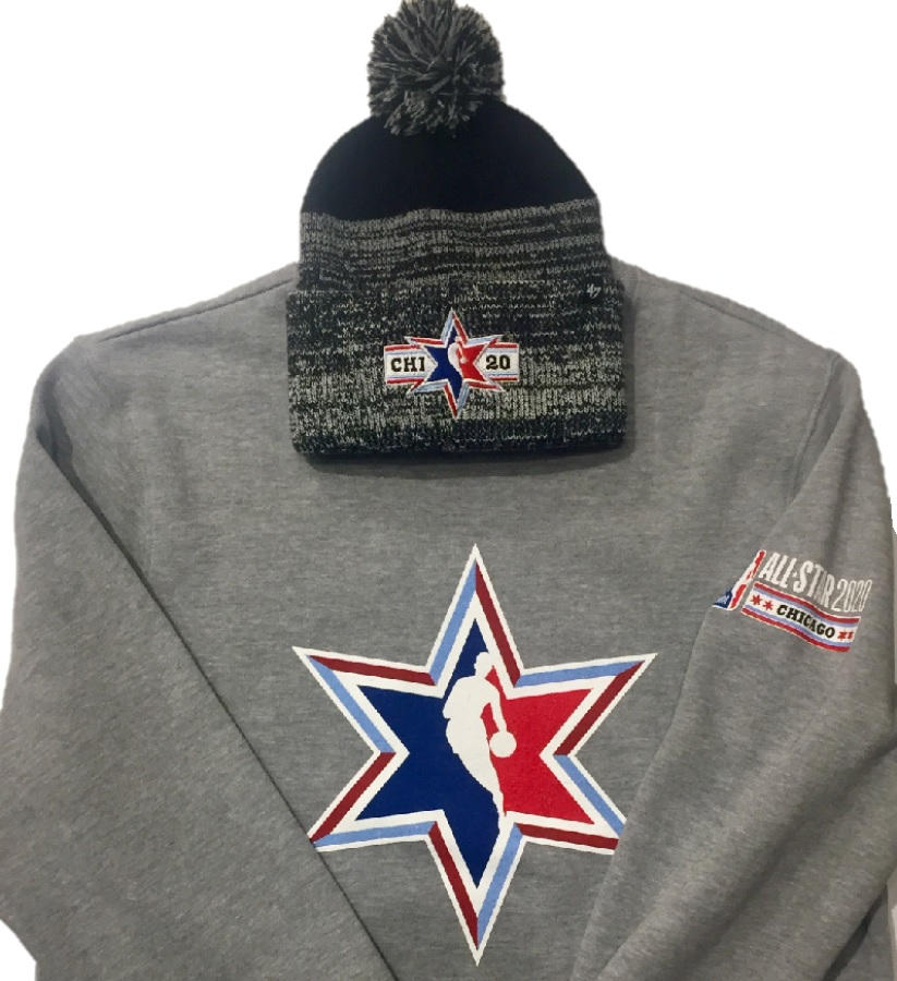 50% Off NBA All Star Gear from Accent Chicago