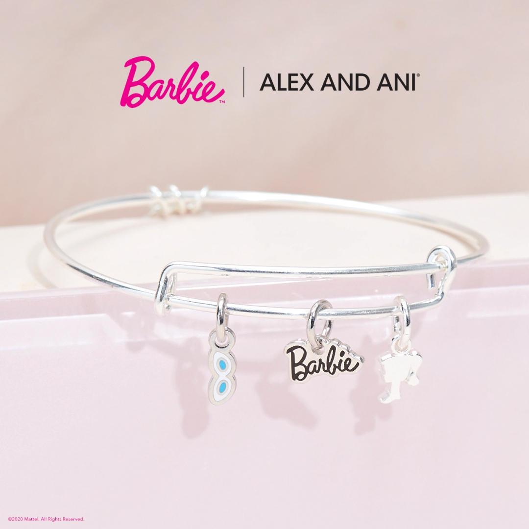 Alex and Ani x Barbie from ALEX AND ANI