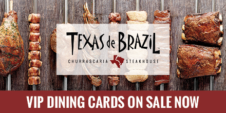 VIP Dining Cards On Sale Now