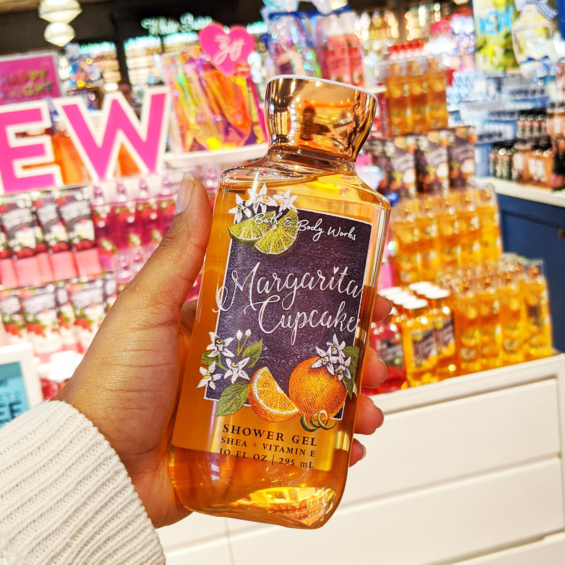 Cheers to National Margarita Day!! from Bath & Body Works