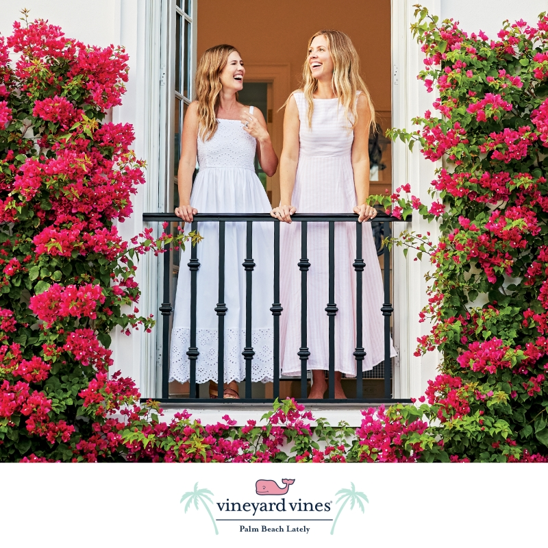 vineyard vines x Palm Beach Lately Collection from vineyard vines