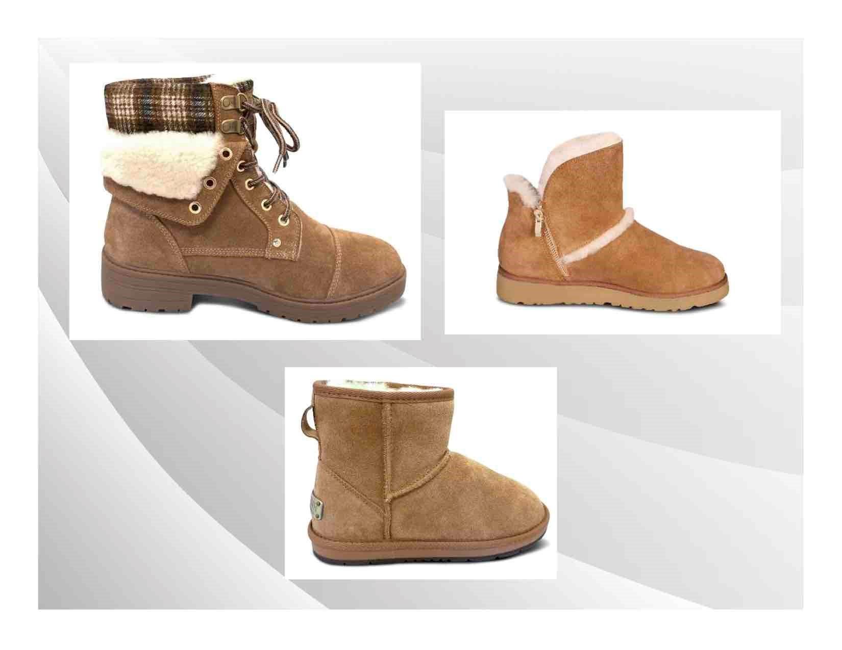 20% Off Boots from Sheepskin & Alpaca Specialties