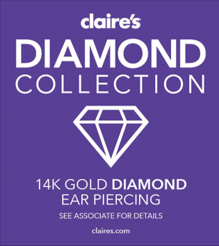 DIAMOND COLLECTION from Claire's
