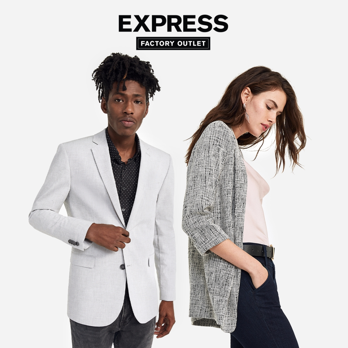 Jeans BOGO $5 from Express