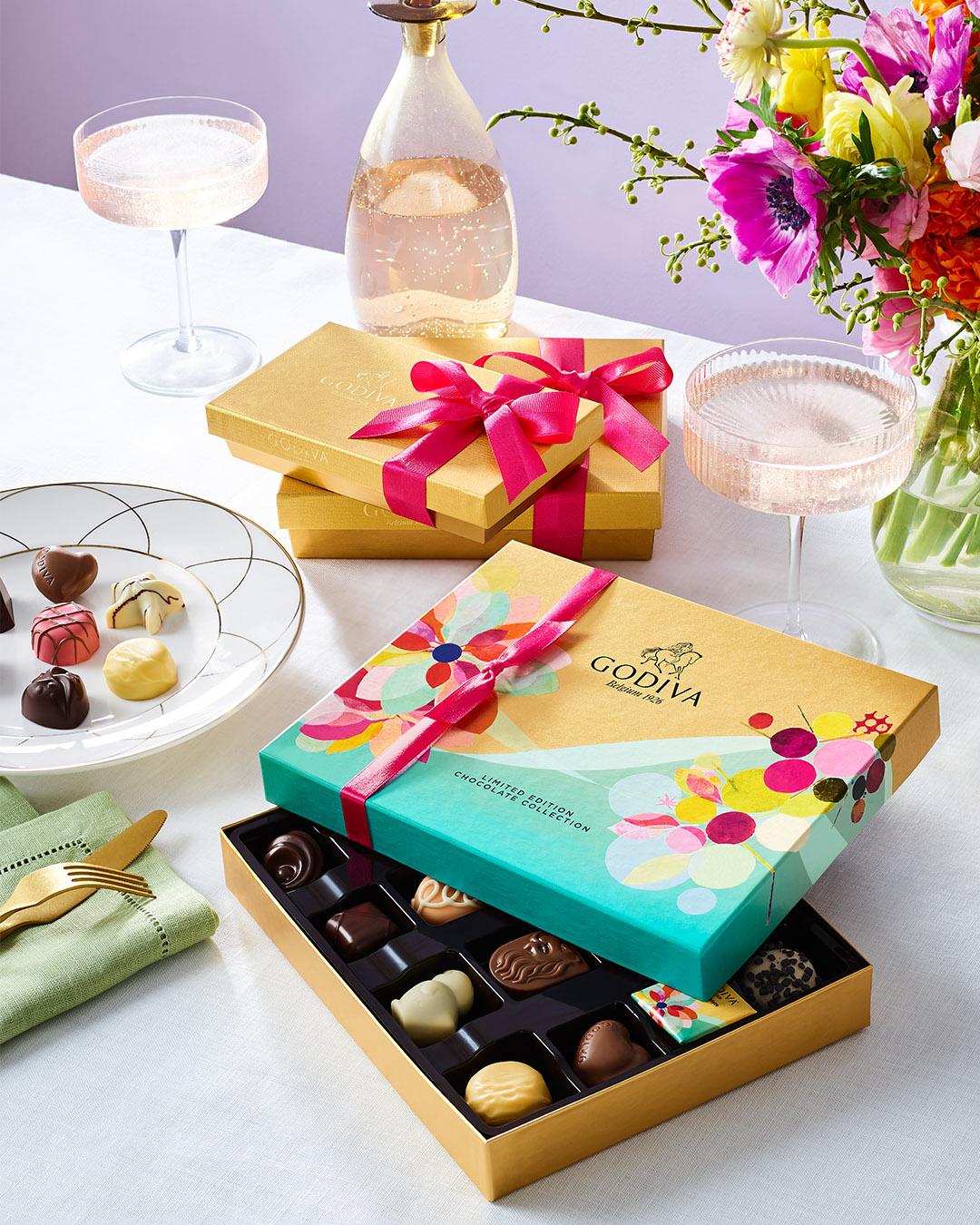 Springtime at GODIVA! from Godiva Chocolatier