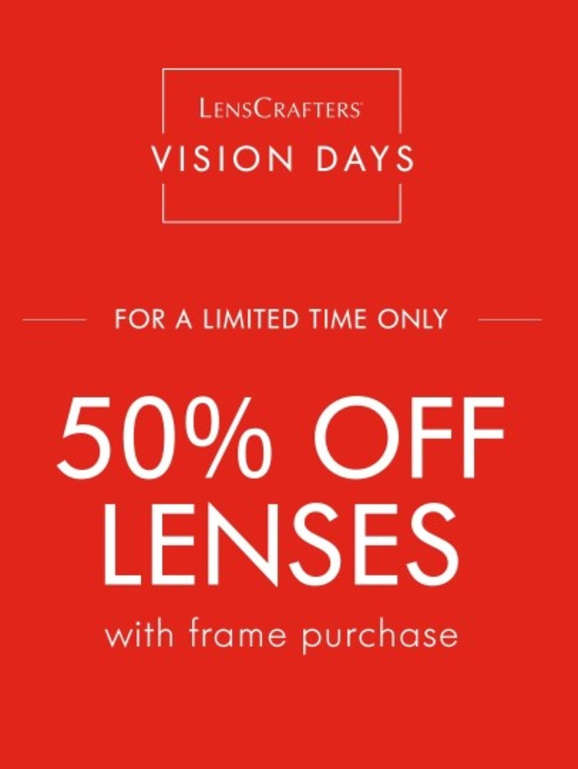 Vision Days from LensCrafters