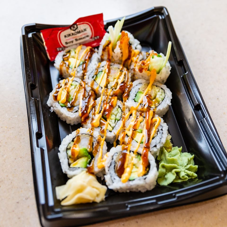 $5 Sushi of the Day from Fresh Sushi & More
