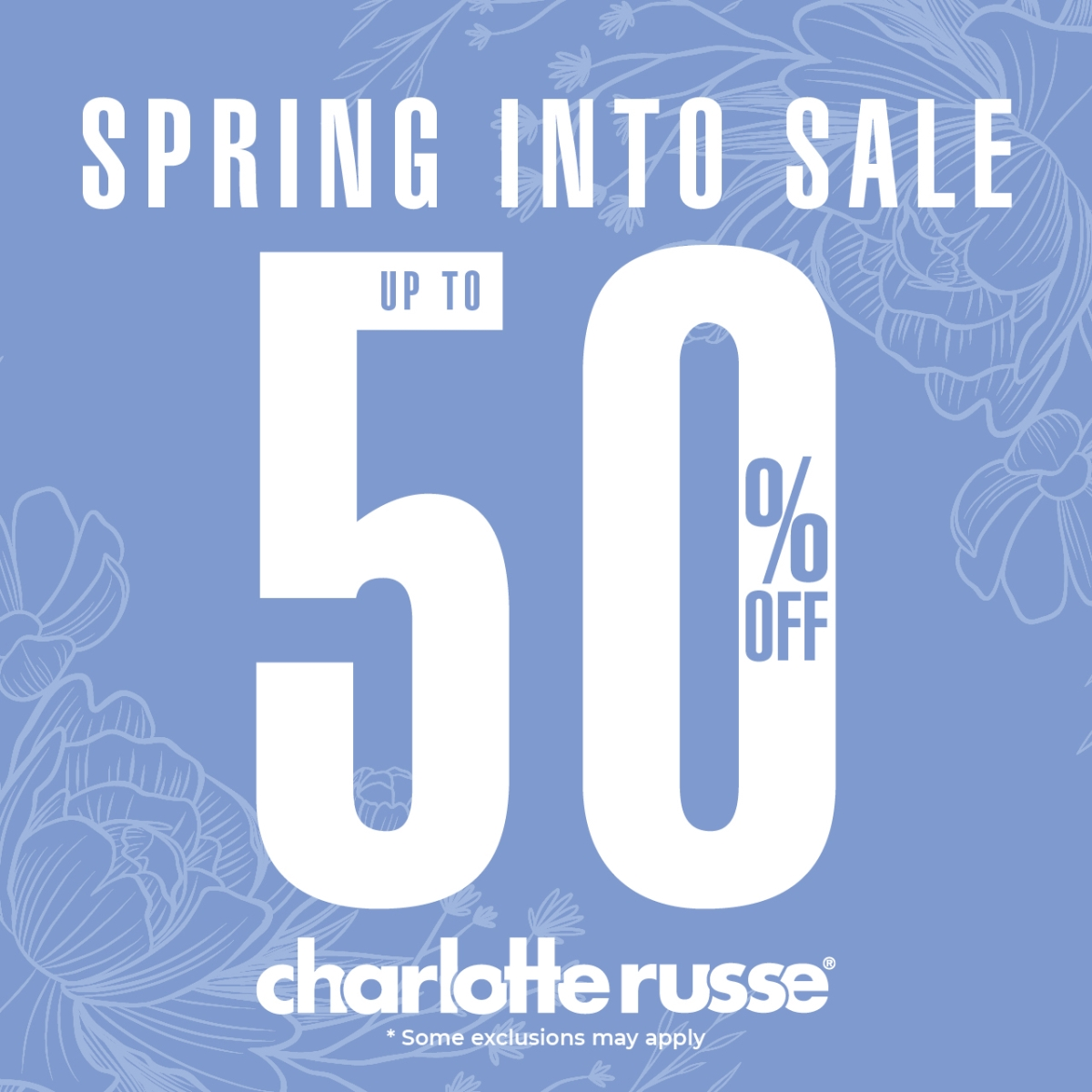 Spring Into Sale!