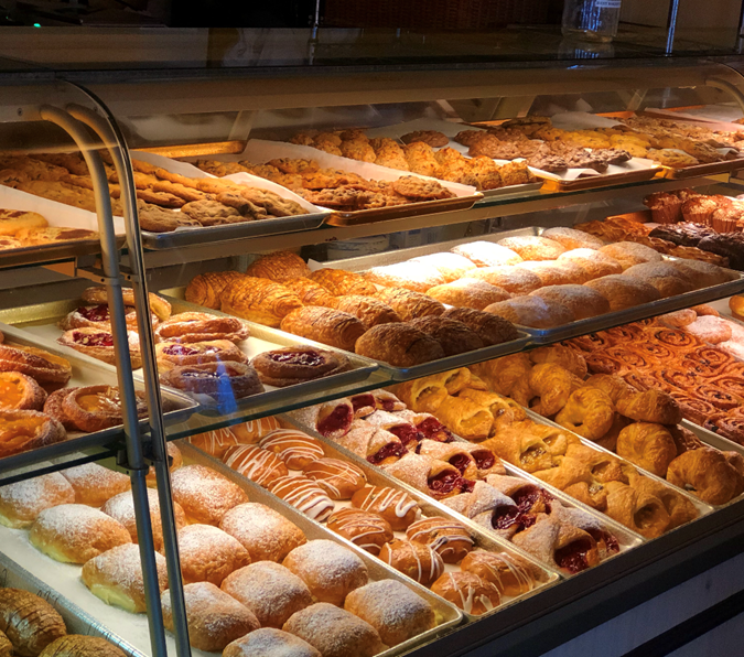 Open for Take-Out & Delivery! from La Boulangerie De France