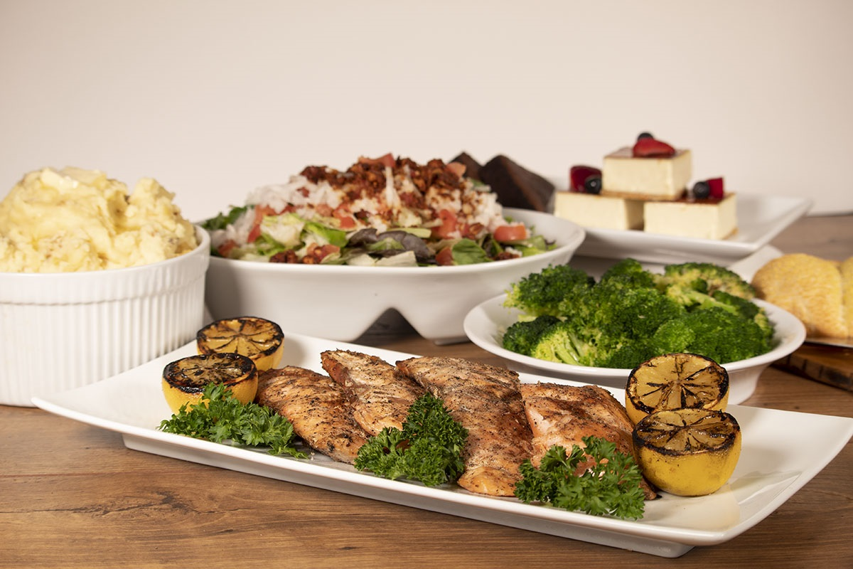 Firebirds Family Meal Deals- Available for Take out and Delivery! from Firebirds Wood Fired Grill