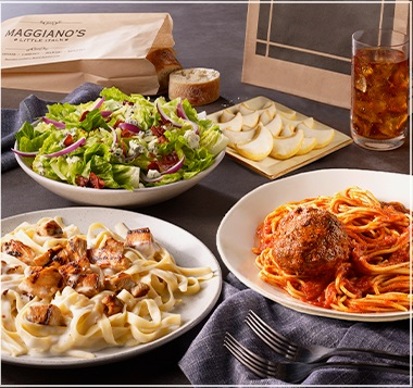 $35 Pasta Pair Special from Maggiano's Little Italy
