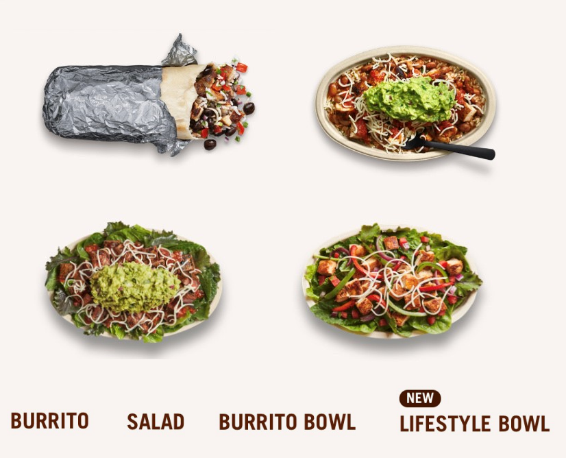 Download Chipotle App for Take-Out & Delivery Options! from Chipotle