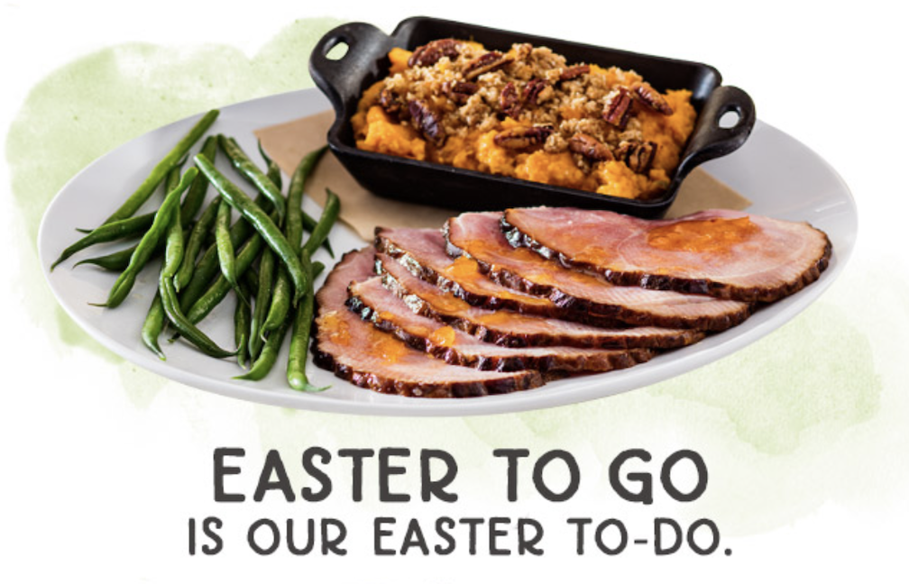 Easter To Go from Seasons 52