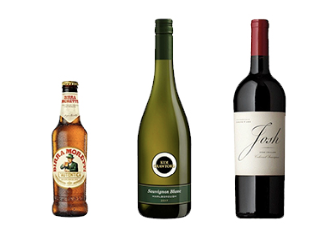 Up to 50% OFF Wine and Beer from Maggiano's Little Italy