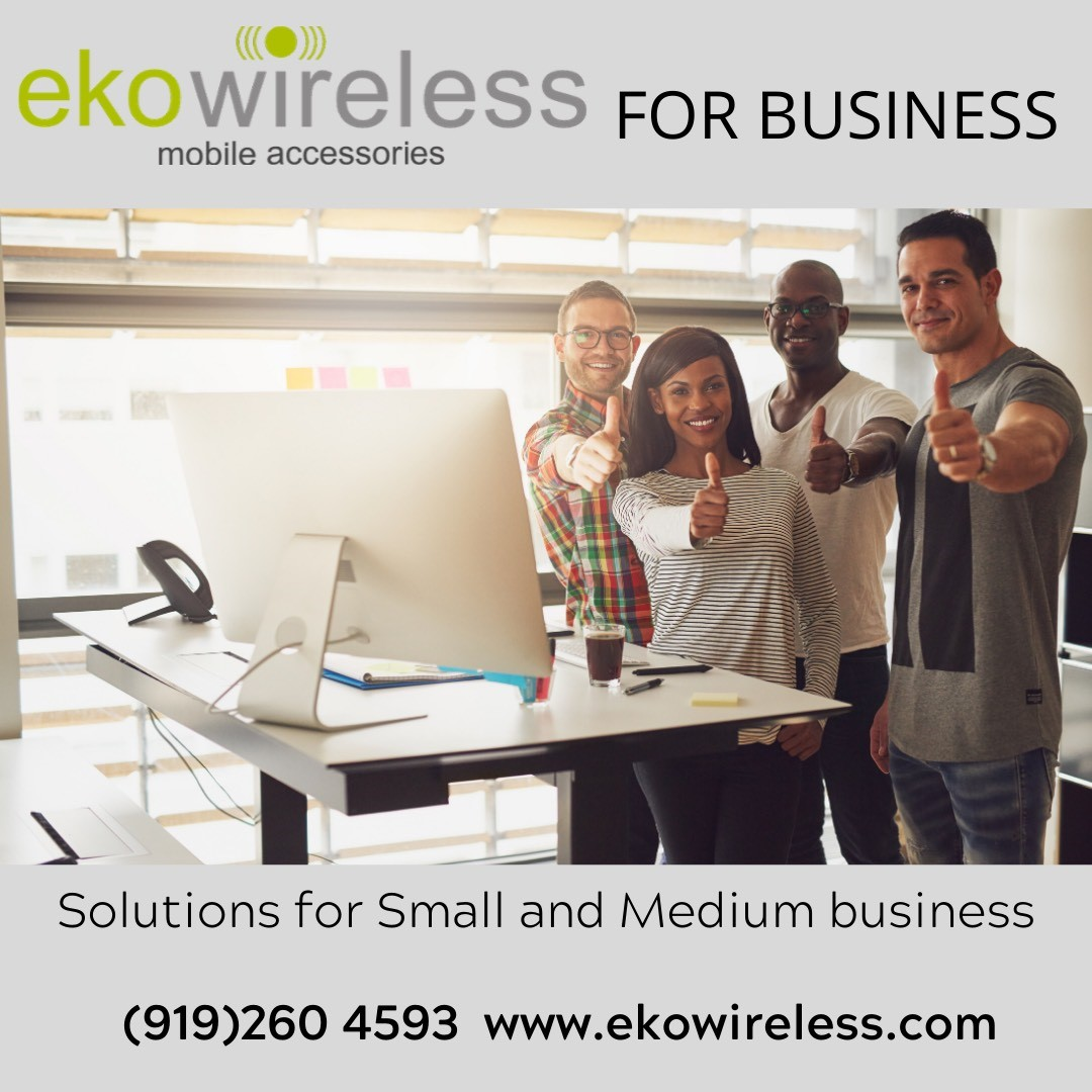 Ekowireless Solutions for Small and Medium Businesses from Ekowireless