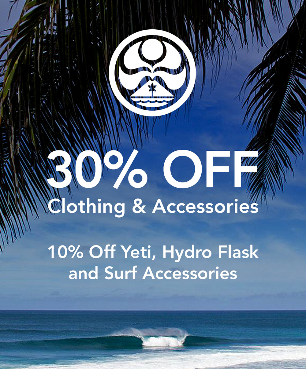Store Opening Specials from Hawaiian Island Creations