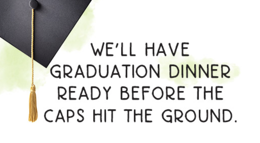 Graduation Dinner from Seasons 52