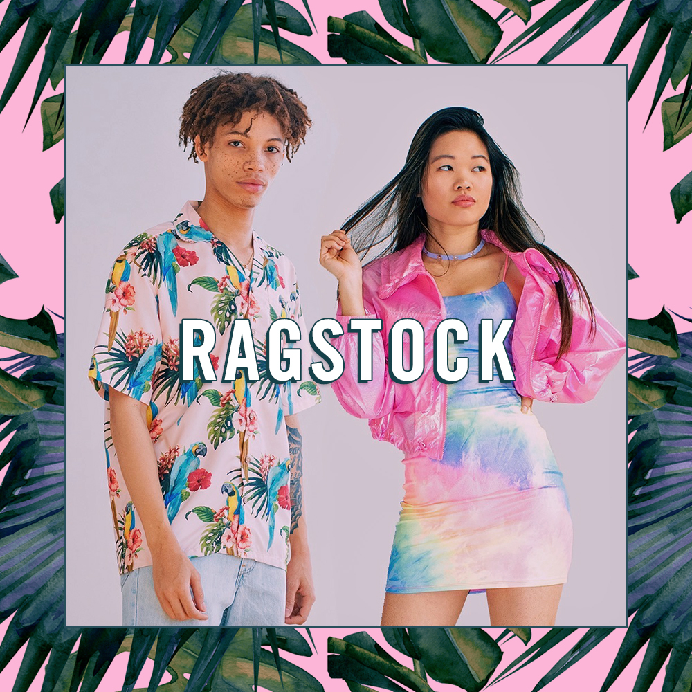 Buy One Get One 50% Off from Ragstock