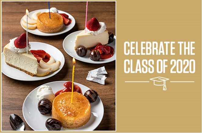 Celebrate the Class of 2020! from Maggiano's Little Italy