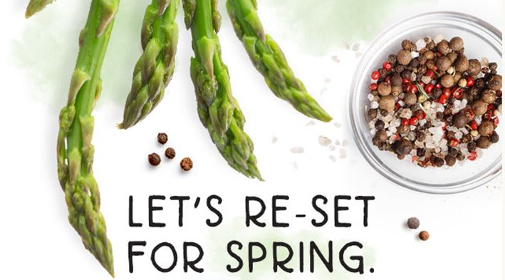 Let's re-set for Spring from Seasons 52