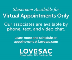 Virtual Appoinments from Lovesac